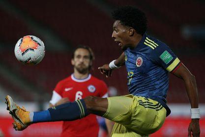 Mojica confía en que Colombia apelará a sus cualidades para vencer a Brasil