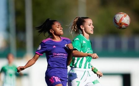 Real Betis 4-5 Madrid CCF: Geyse hace un roto en Heliópolis