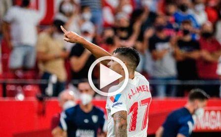 Lamela, su sueño cumplido en Sevilla, sus aspiraciones y un momento clave en su carrera
