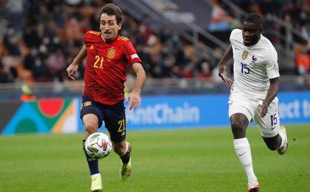 España-Francia (1-2): El VAR decide el título de la Liga de Naciones