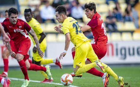 5-1: Demasiado en contra para el Sevilla Atlético en su visita al líder