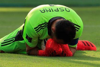 0-0. Ospina brilla para que Colombia sea la primera en sacar puntos a Brasil