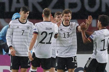 0-4. Alemania firma la clasificación con goleada