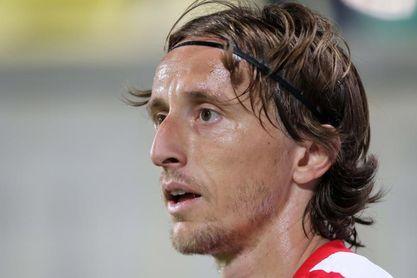 2-2. Modric salva a Croacia