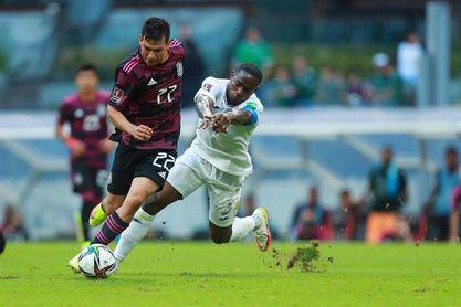 3-0. México golea a Honduras y retoma el liderato de la eliminatoria Concacaf