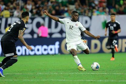 Costa Rica pierde a Joel Campbell para el partido frente a Estados Unidos