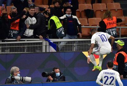 La prensa española clama contra la concesión del gol de Mbappe