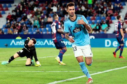 Brais Méndez estará a disposición de Coudet ante el Sevilla