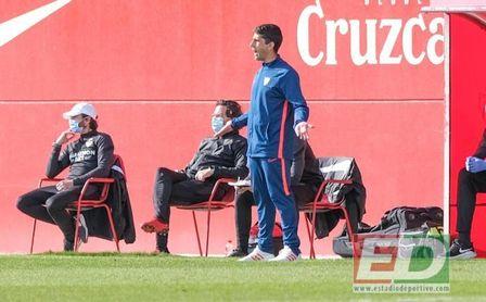 El Sevilla FC despide a Paco Gallardo y Acejo le releva