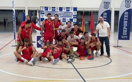 Universidad de Sevilla 71-67 UCAM: ¡La US, campeona de España de baloncesto universitario!