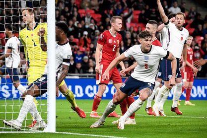 Seis personas arrestadas en Wembley durante el Inglaterra-Hungría
