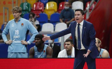 Xavi Pascual vuelve al Palau por primera vez como entrenador rival