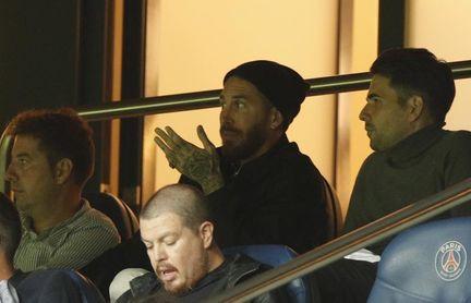 PSG: Ramos seguirá con un programa de recuperación los próximos diez días