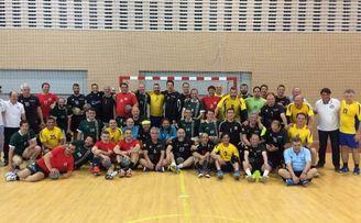 El VI Torneo Internacional Ciudad de Sevilla de Balonmano Veterano regresa con fuerza tras la pandemia