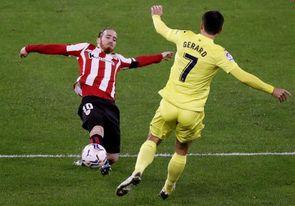 Un triunfo en las últimas nueve visitas del Villarreal al Athletic