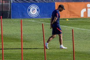 Simeone convoca a 19 jugadores sin Savic, Llorente y Saponjic