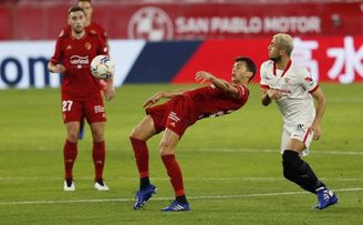 El Sevilla ganó en once de las doce últimas visitas de Osasuna